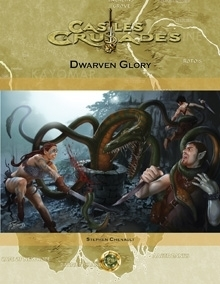 Castles & Crusades S2 Dwarven Glory PD