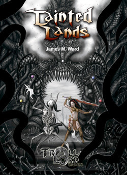 James M. Ward's Tainted Lands - Digital