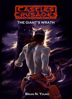 Castles & Crusades F3 The Giants Wrath PD
