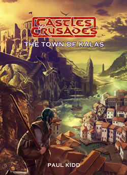 Castles & Crusades Town of Kalas PD