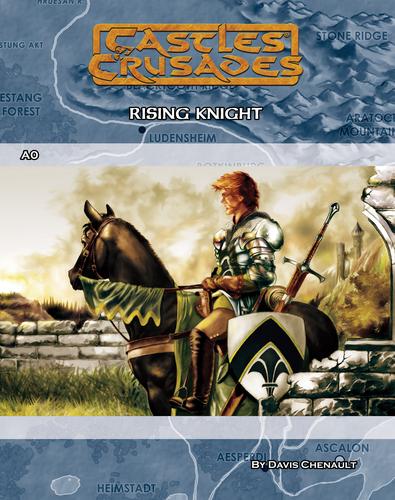 Castles & Crusades A0 Rising Knight PD