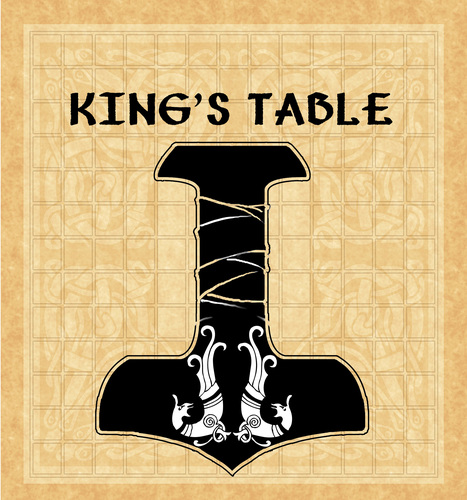 King's Table D