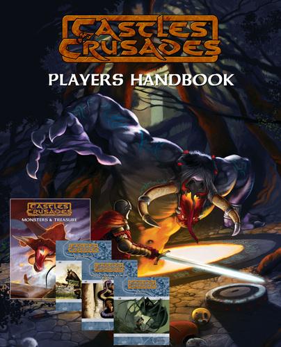 Castles & Crusades Starter Pack -- Digital
