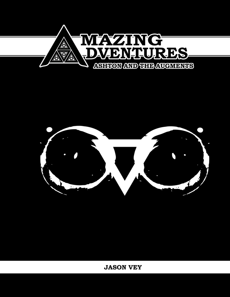 Amazing Adventures Ashton and the Augments Digital