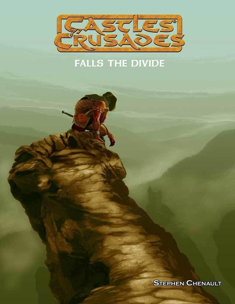 Castles & Crusades C5 Falls The Divide Print + Digital Combo