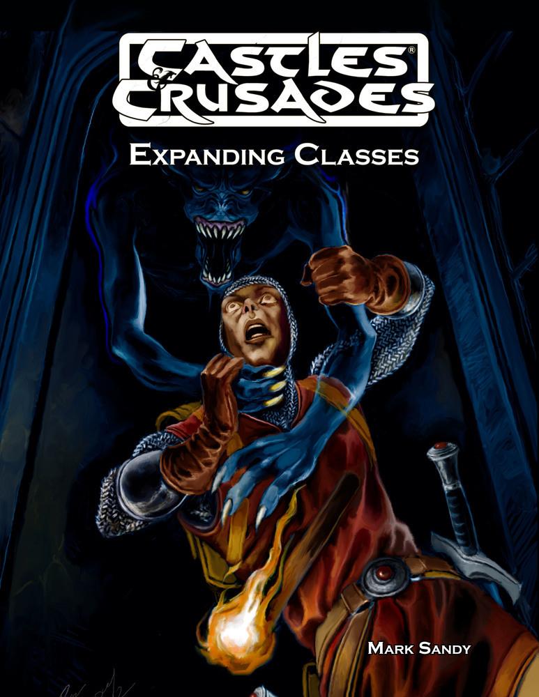 Castles & Crusades Expanding Classes Print + Digital