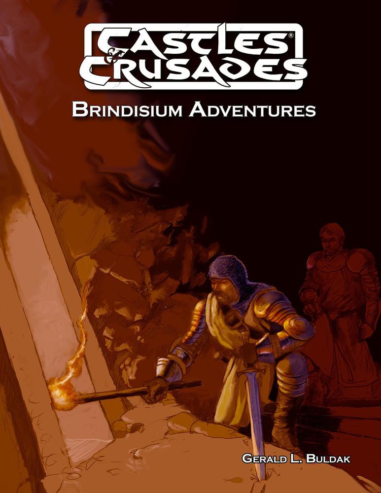 Castles & Crusades Brindisium Adventures Print + Digital Combo