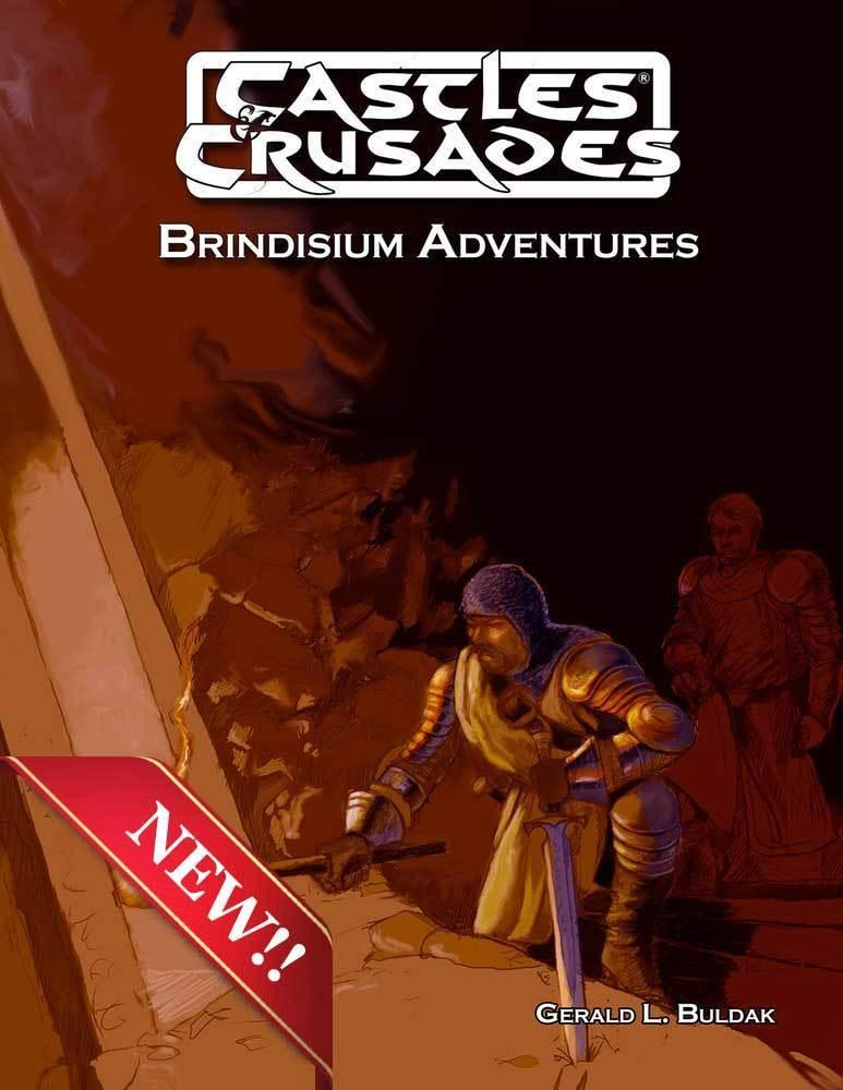 Castles & Crusades Brindisium Adventures