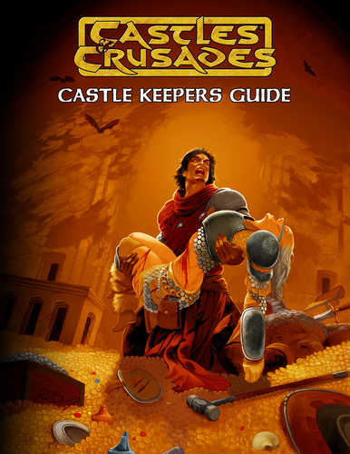 Castles & Crusades Castle Keepers Guide -- X
