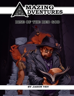 Amazing Adventures Rise of the Red God D