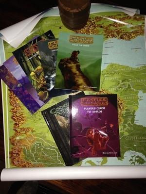 Castles & Crusades World of Aihrde Bundle
