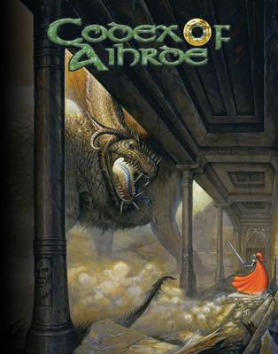 Codex of Aihrde -- X