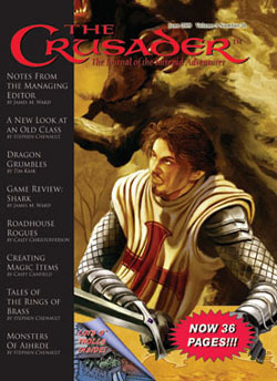 Crusader Journal #20 D