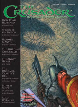 Crusader Journal #9 D
