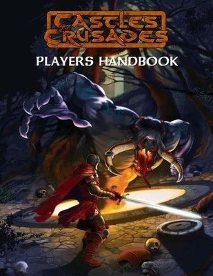 Castles & Crusades Players Handbook 7th Printing - Print and Digital -- Standard Cover