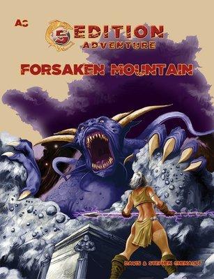 5th Edition: A8 Forsaken Mountain