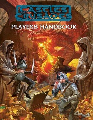Castles & Crusades Players Handbook 5 by 5 -- Alternate