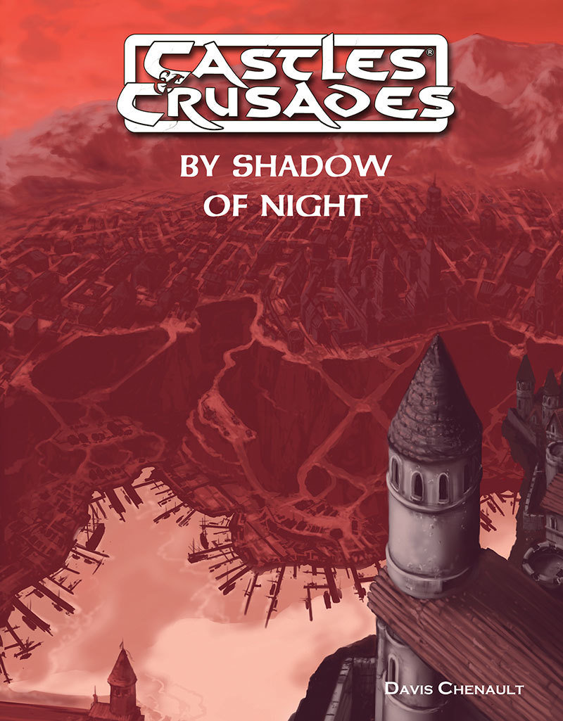 Castles & Crusades D2 By Shadow of Night -- Digital