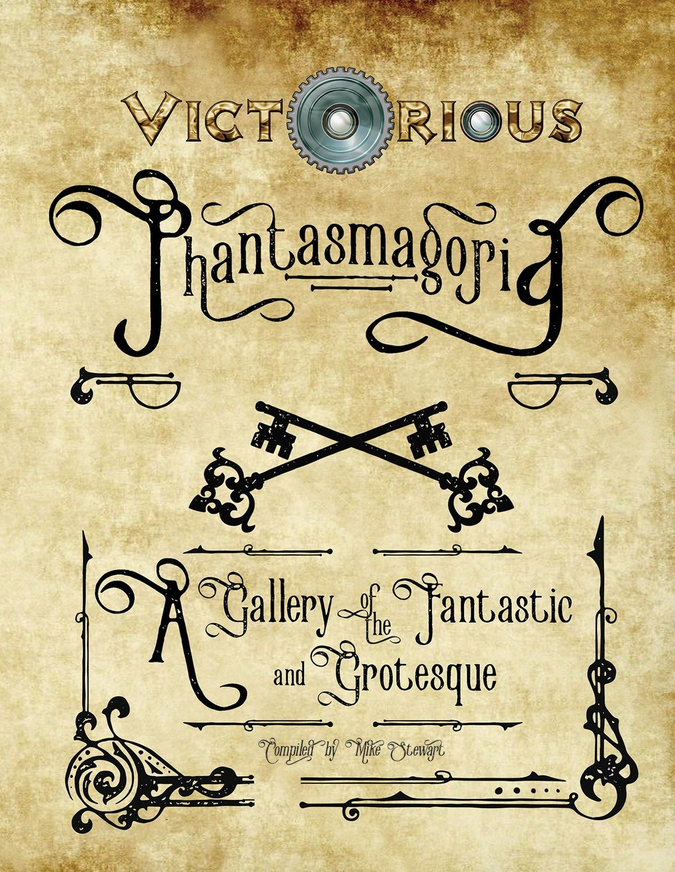Victorious Phantasmagoria Print + Digital Combo