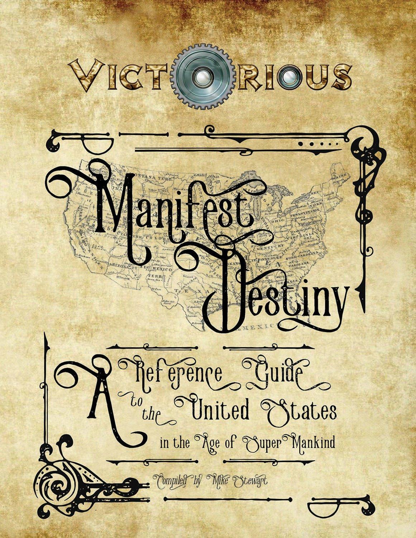 Victorious Manifest Destiny Print + Digital Combo