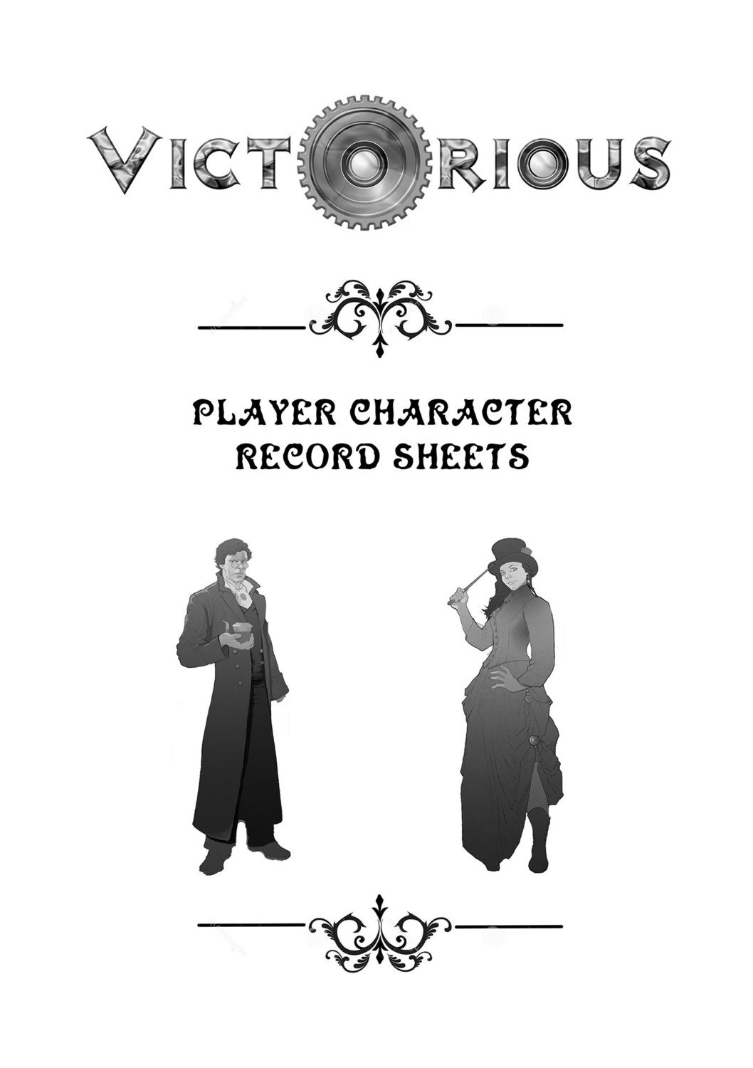Victorious Character Reference Sheets