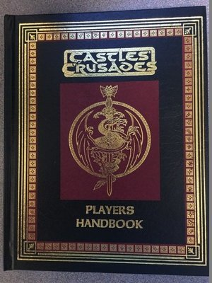 Castles & Crusades Players Handbook -- No Stamp