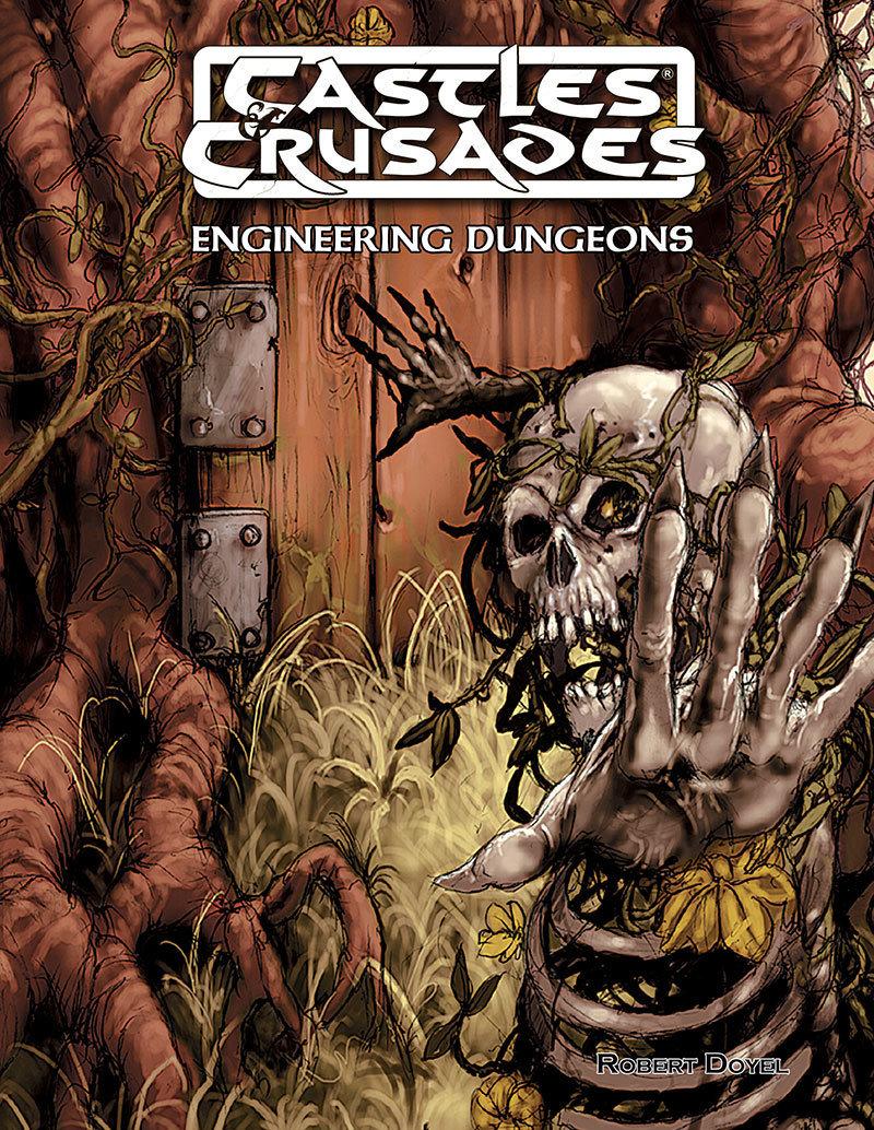 Castles & Crusades Engineering Dungeons -- Print & Digital