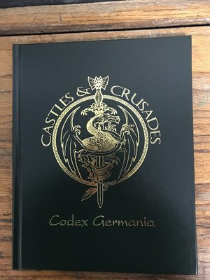 Castles & Crusades Codex Germania -- Leather
