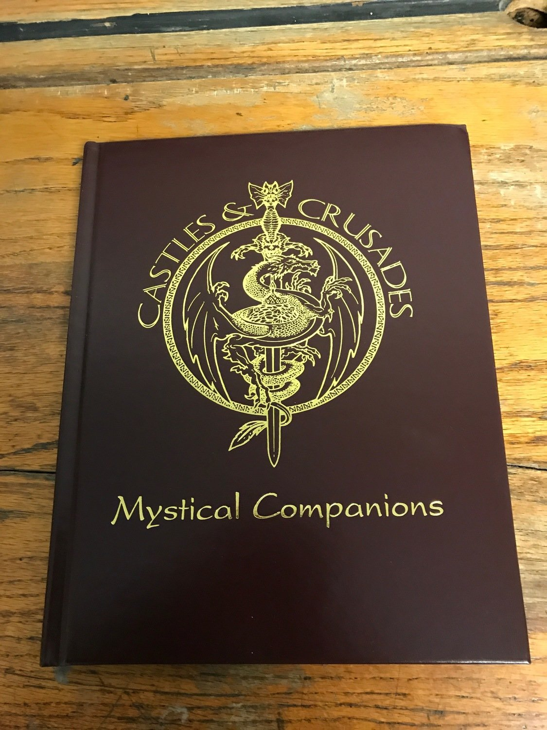 Castles & Crusades: Mystical Companions -- Leather