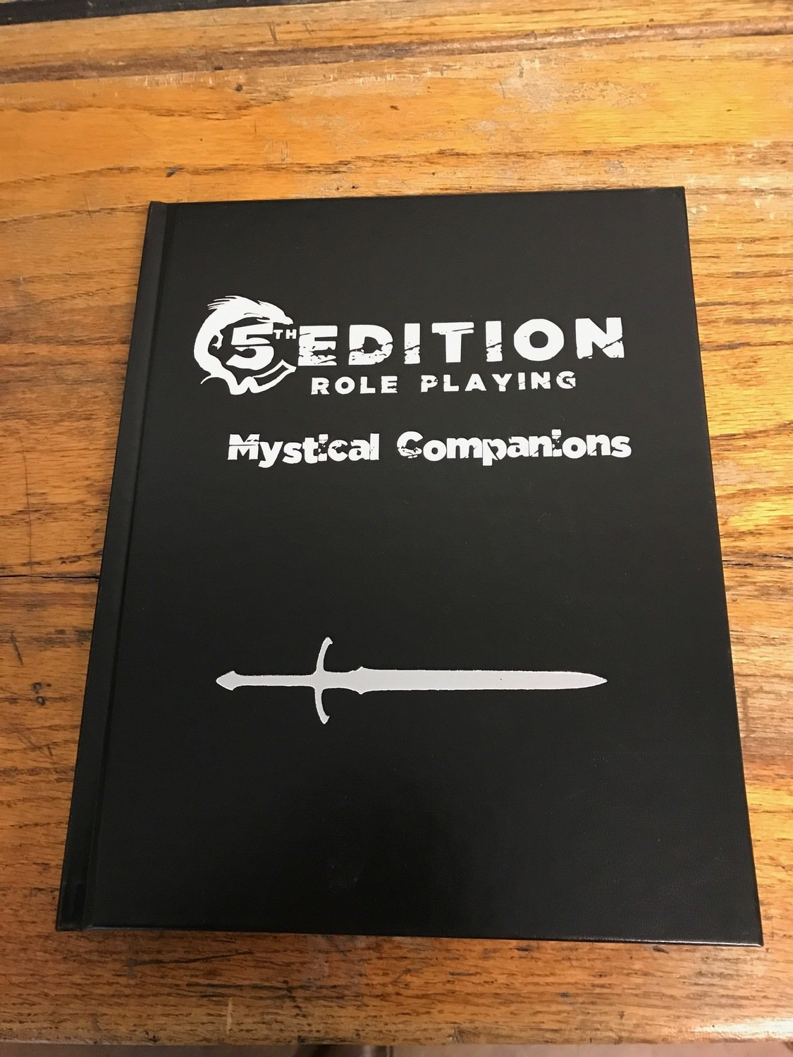5th Edition: Mystical Companions -- Leather
