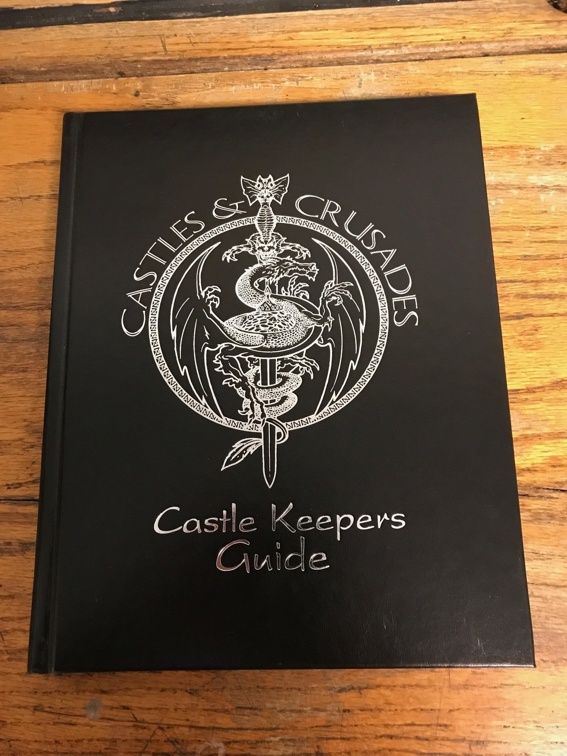 Castles & Crusades Castle Keepers Guide, Leather Edition