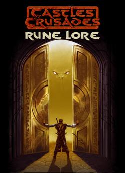 Castles & Crusades Rune Lore -- X