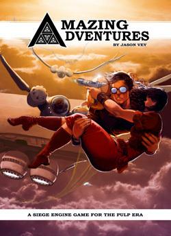 Amazing Adventures -- X