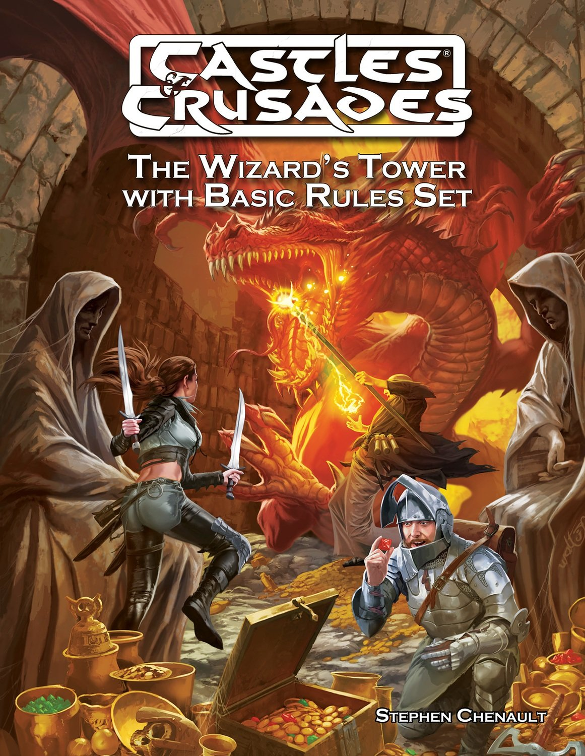 Castles & Crusades Quick Start Rules -- Digital