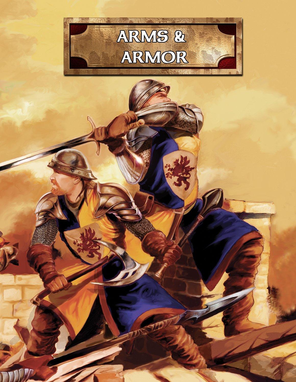 Arms & Armor -- Print & Digital