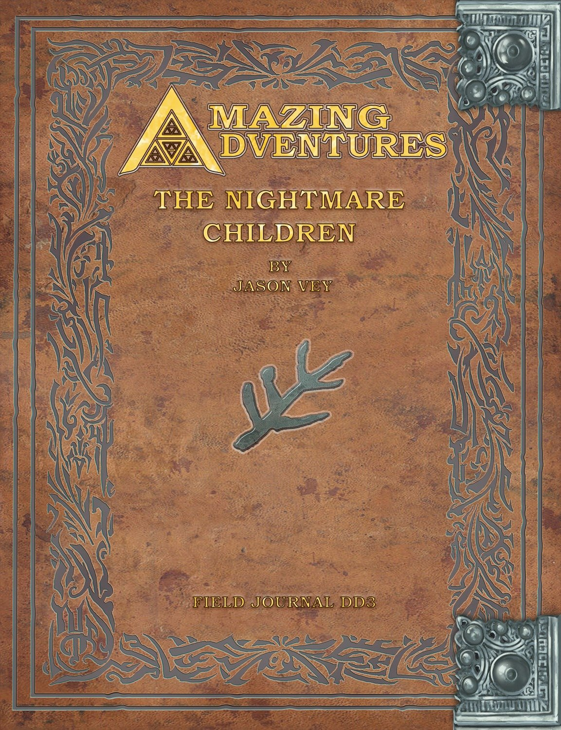 Amazing Adventures -- Nightmare Children Deeper Dark Trilogy Vol. 3 Print + Digital