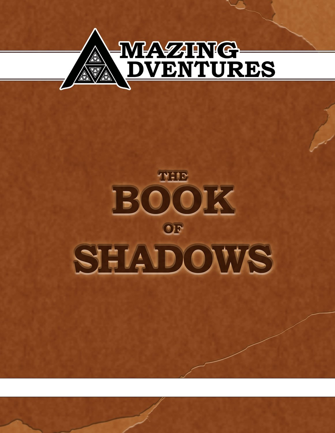 Amazing Adventures Book of Shadows -- Print + Digital