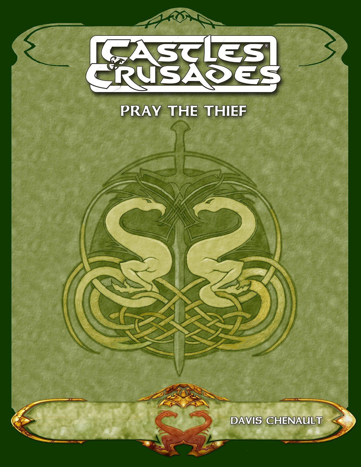 Castles & Crusades Pray the Thief - Digital