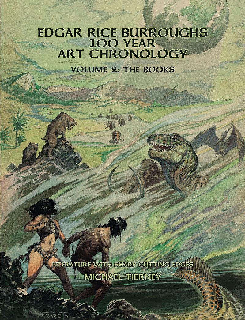 Edgar Rice Burroughs 100 Year Art Chronology Digital Vol. 2