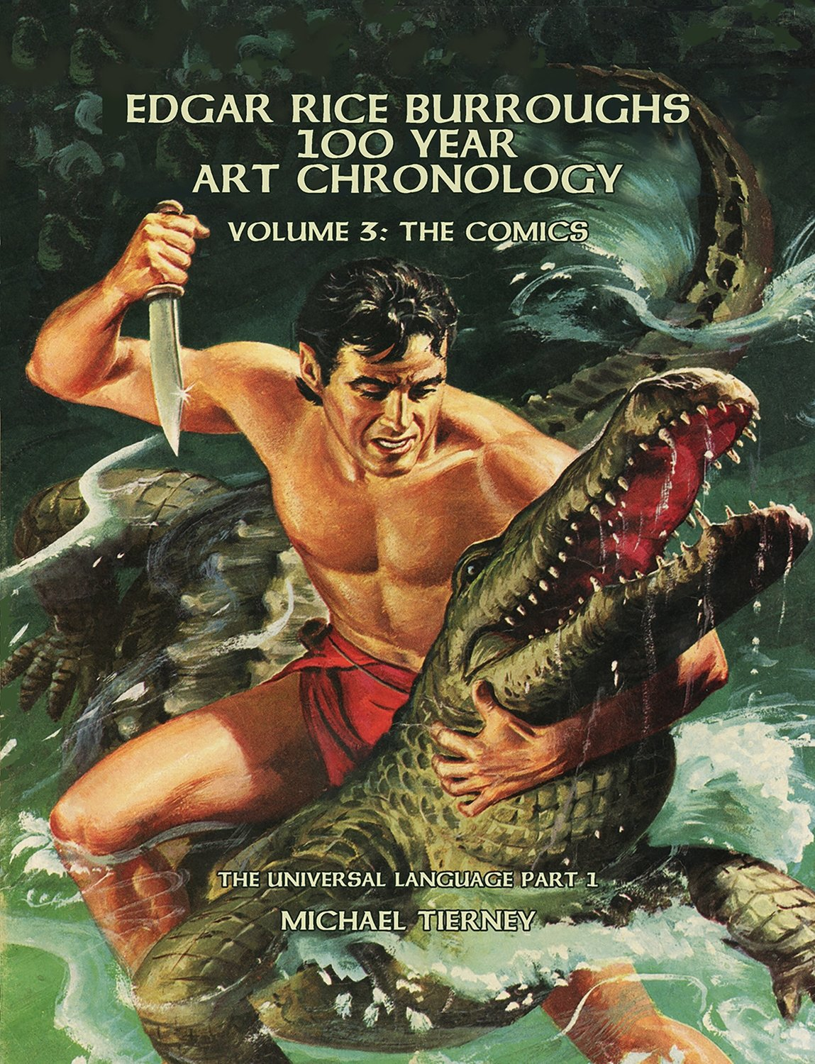 Edgar Rice Burroughs 100 Year Art Chronology Digital Vol. 3