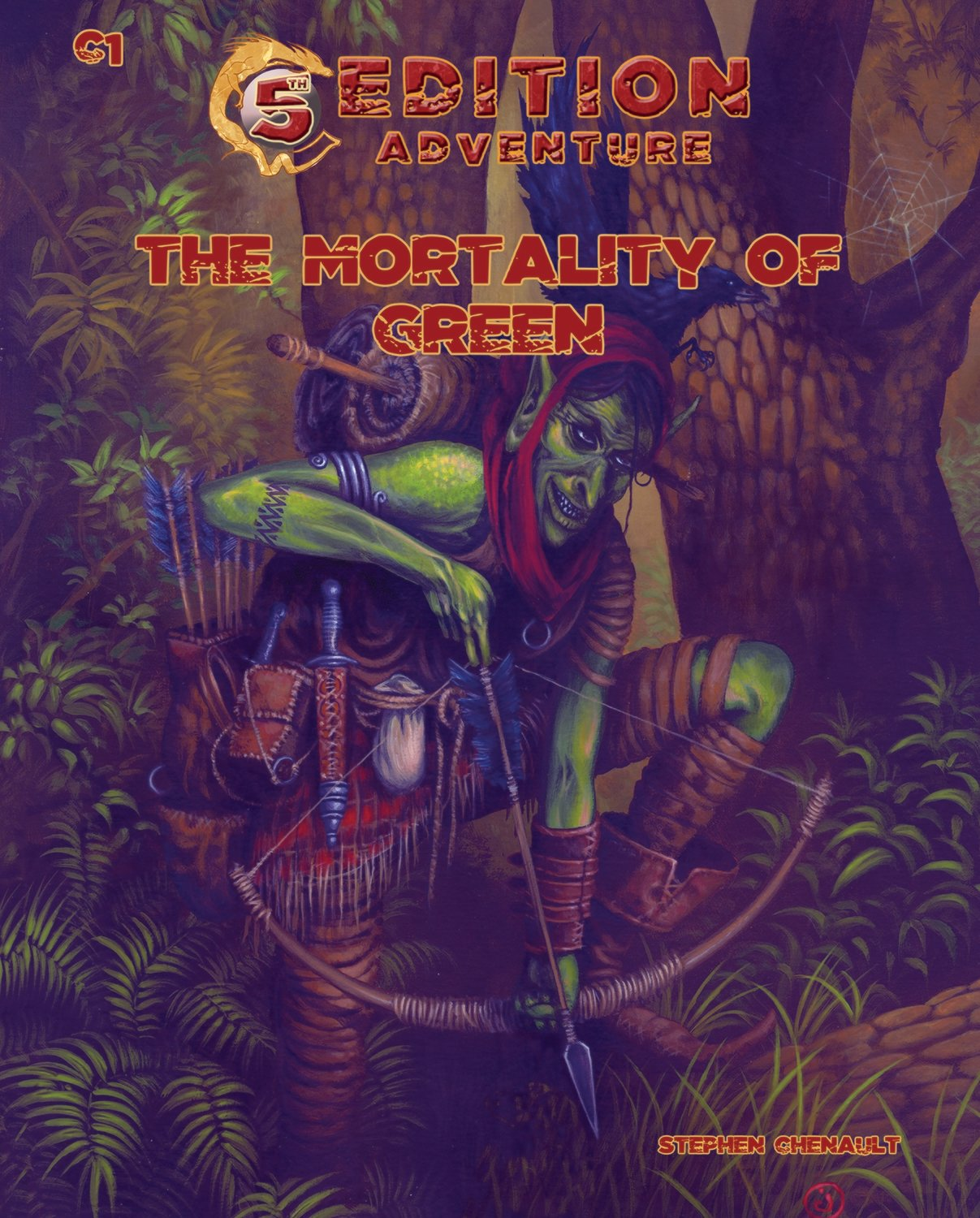 5th Edition: C1 The Mortality of Green