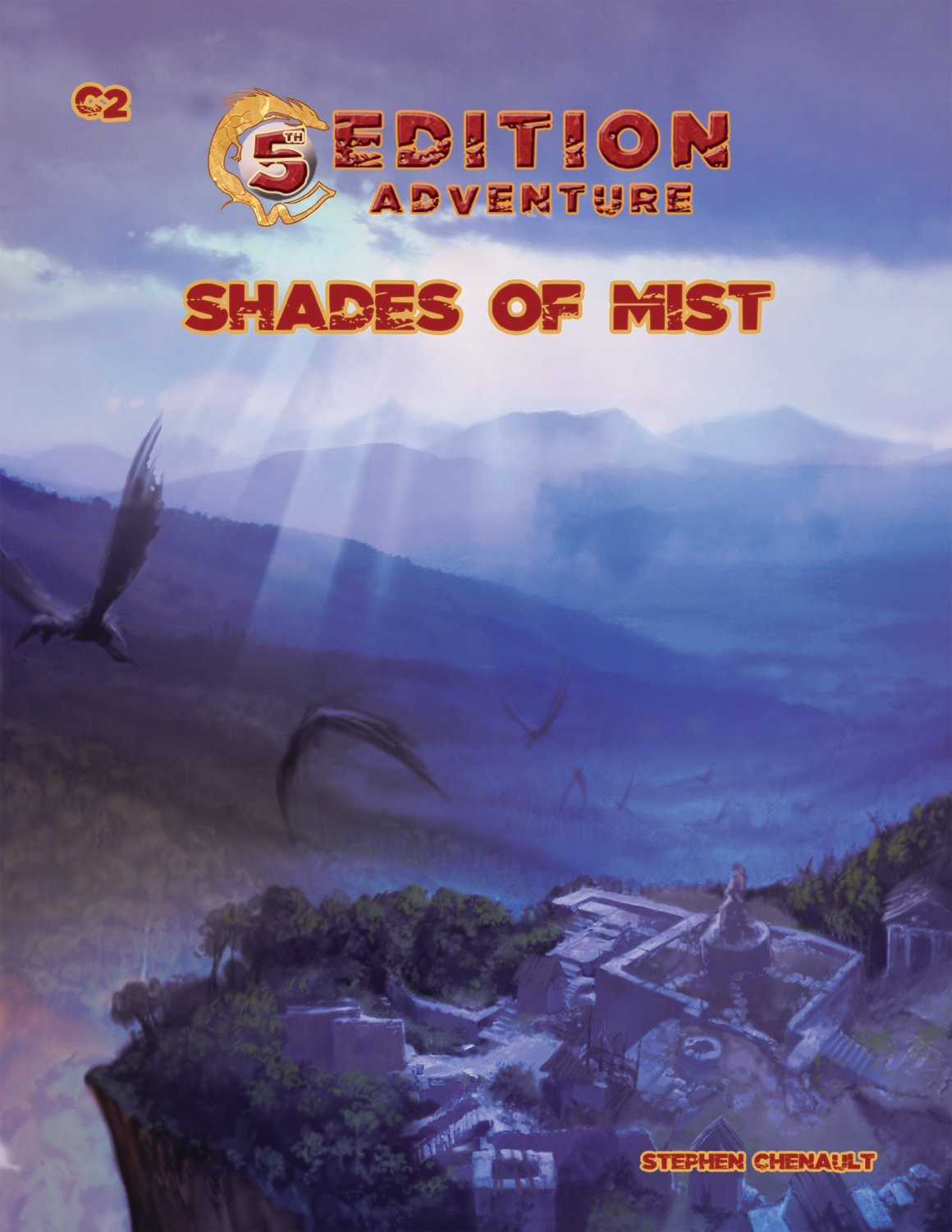 5th Edition Adventures: C2 - Shades of Mist -  Troll Lord Games