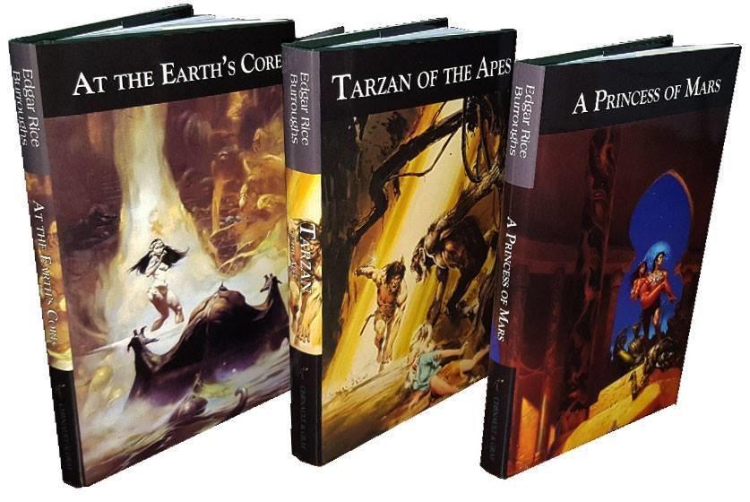 Tarzan, Princess of Mars, At the Earths Core