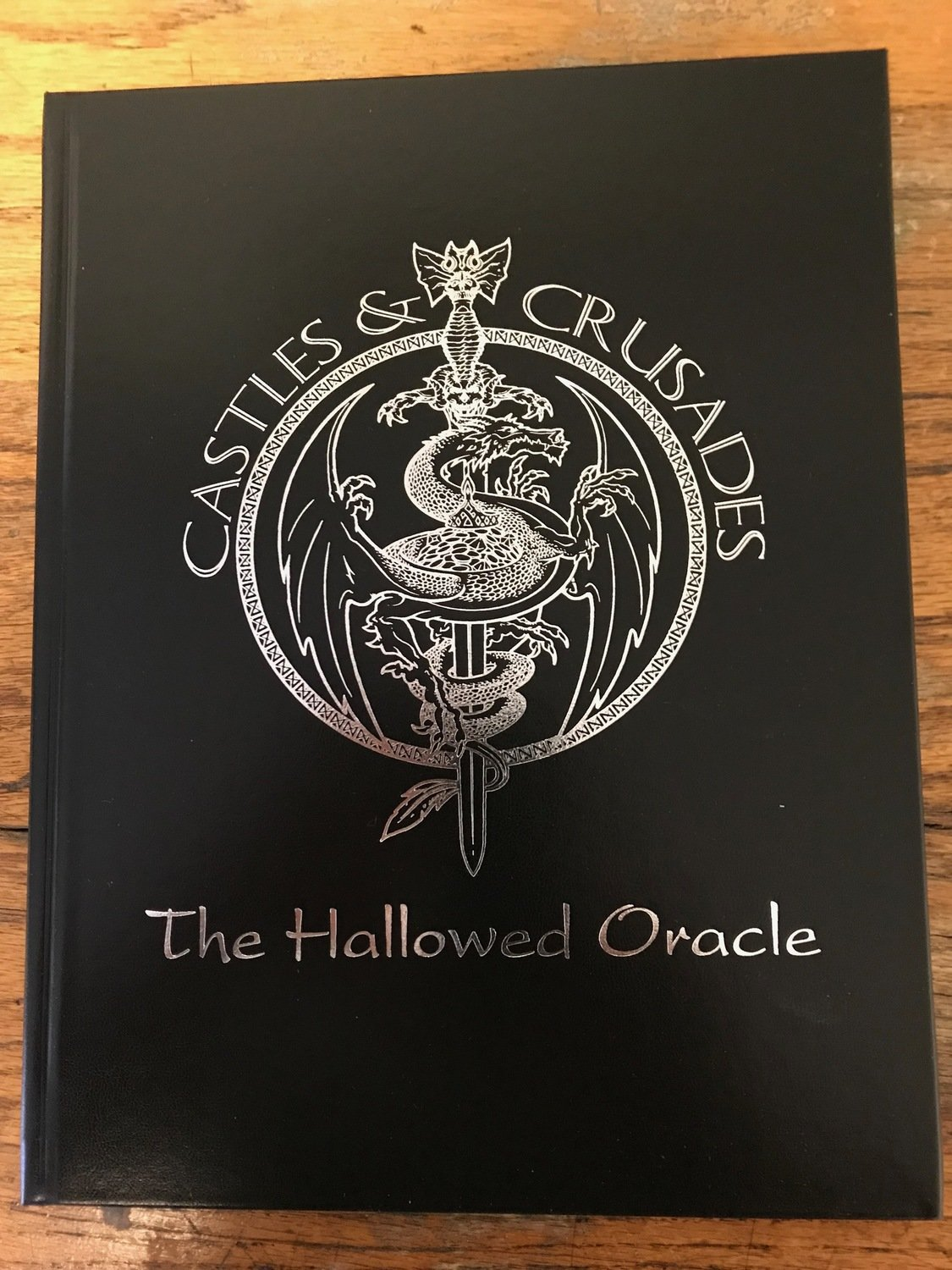 The Hallowed Oracle -- Leather Edition