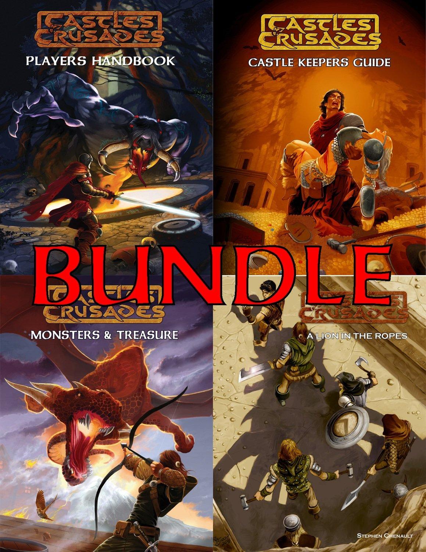 Castles & Crusades Bundle -- Standard