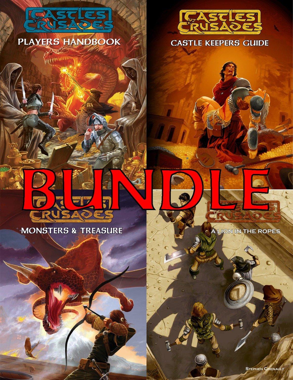 Castles & Crusades Bundle -- Alternate