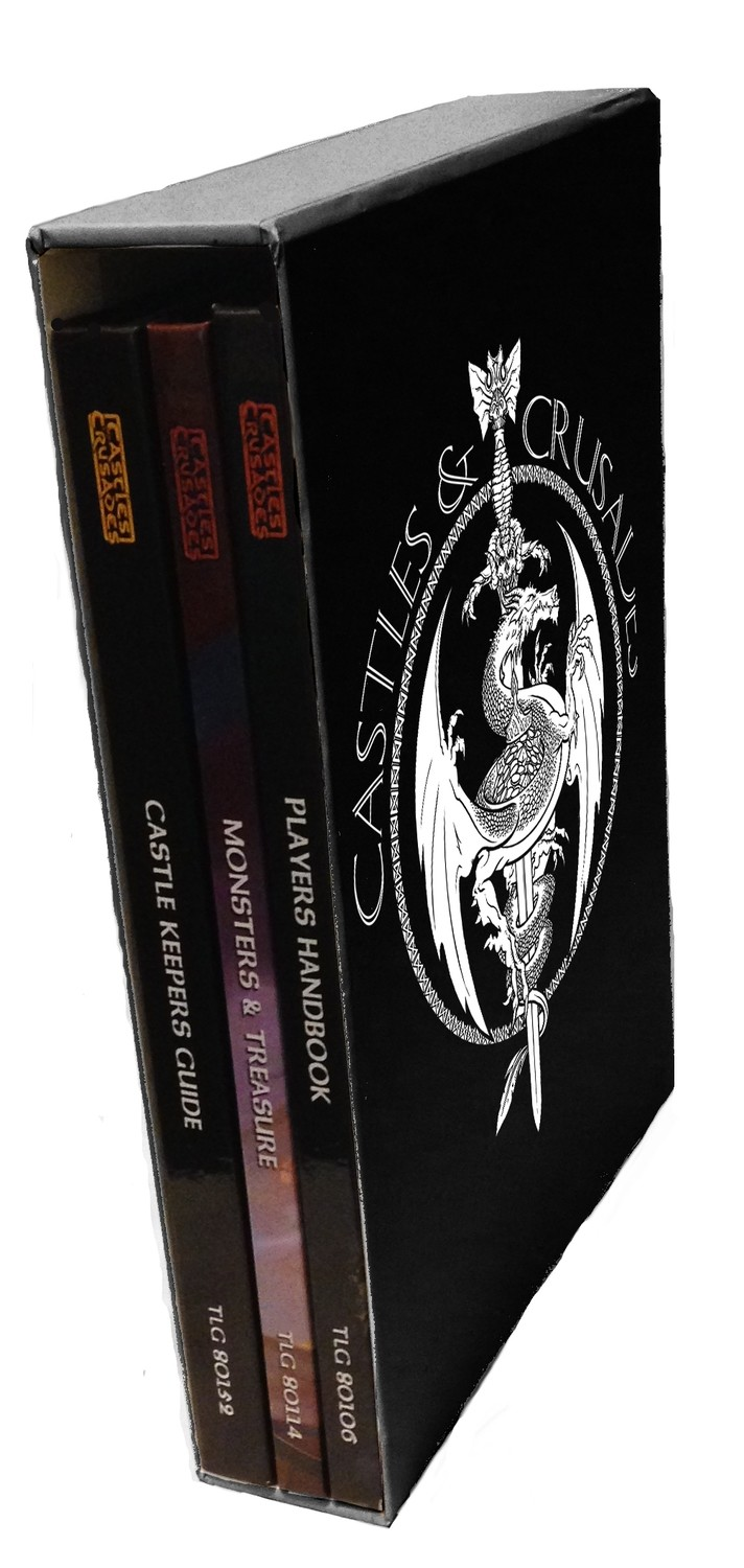 Castles & Crusades SlipCase -- Alternate PH Cover