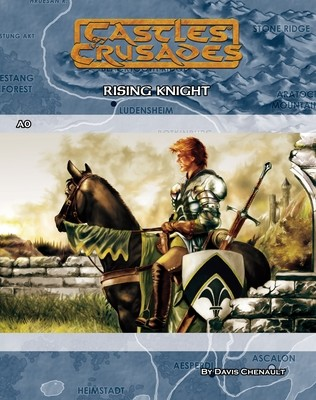 Castles & Crusades A0 Rising Knight