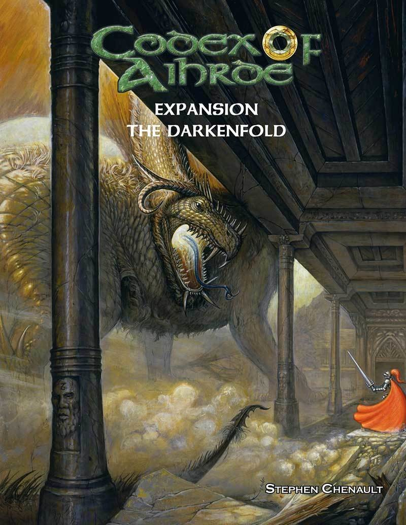 Codex of AIhrde Expansion: The Darkenfold Digital
