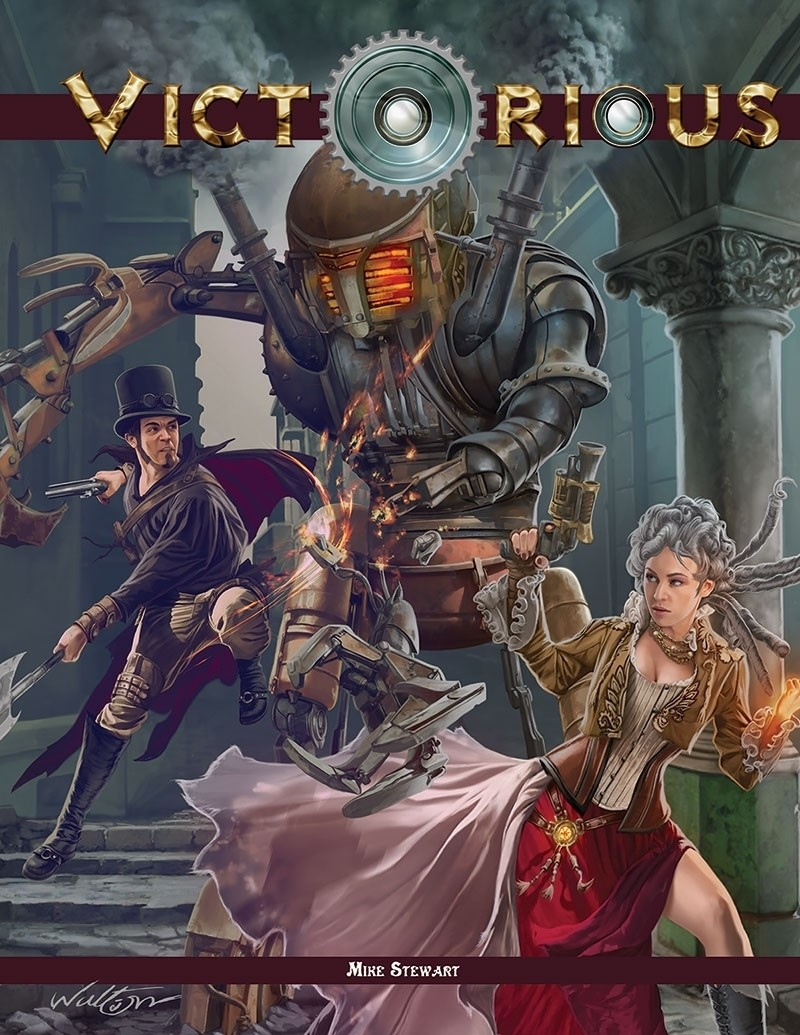 Victorious The Role Playing Game Print + Digital Combo